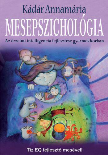 Borító: Mesepszichológia